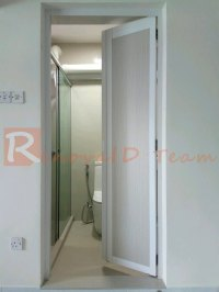 Slide and Swing Toilet Door Promotion for HDB BTO Flat at ...