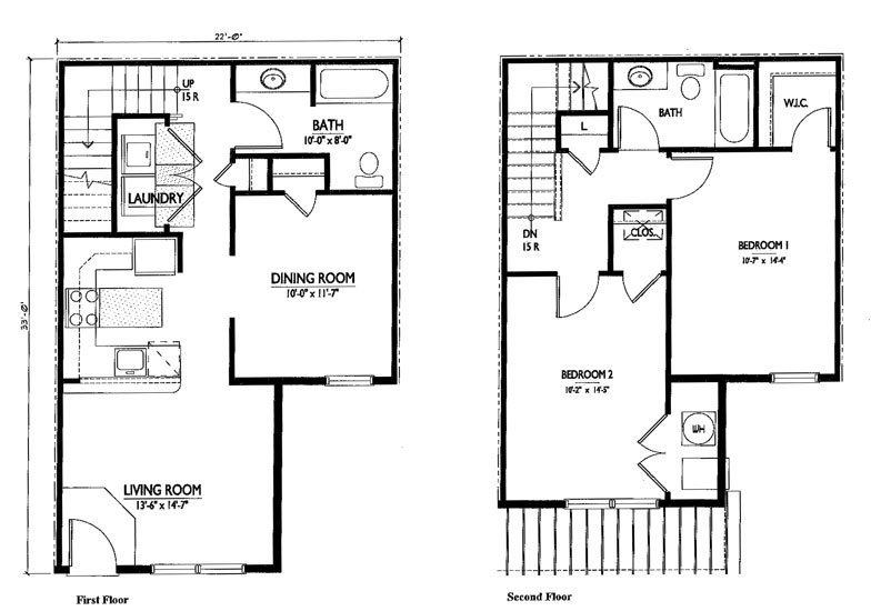wiring diagram for two story house