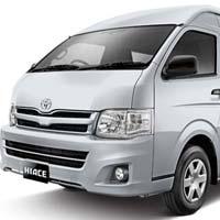 Sewa Toyota Hiace Bali