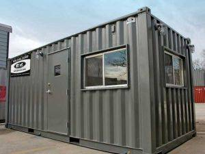 Mobile Office Containers Indianapolis In Container Office