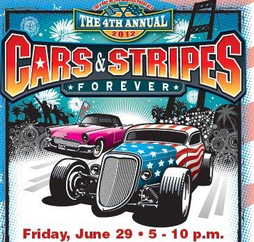 Cars And Stripes San Pedro
