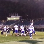 Ansonia wins ... even in slow-motion