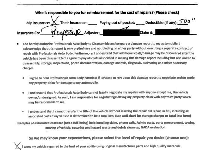Pennsylvania shop\u0027s $713K lawsuit, documentation might offer AOB/AOP