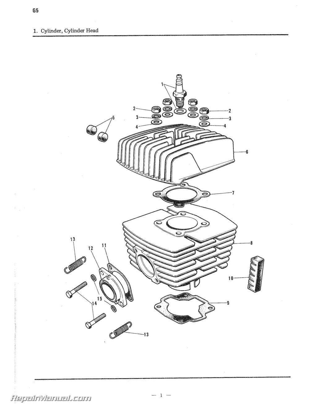 kawasaki engine parts manual