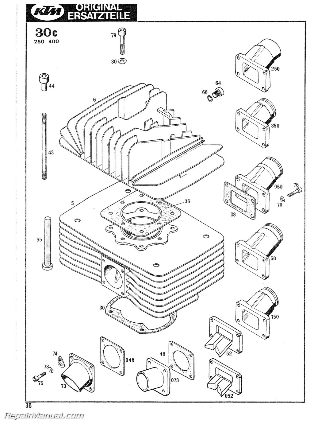 ktm parts manual