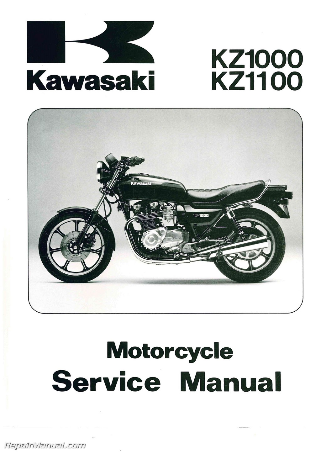 Kawasaki Z1000 Service Manual Auto Electrical Wiring Diagram 2006 Parts Schematic
