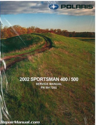 Polaris Repair Manual for Big Boss 6×6, Magnum, Scrambler, Sportsman