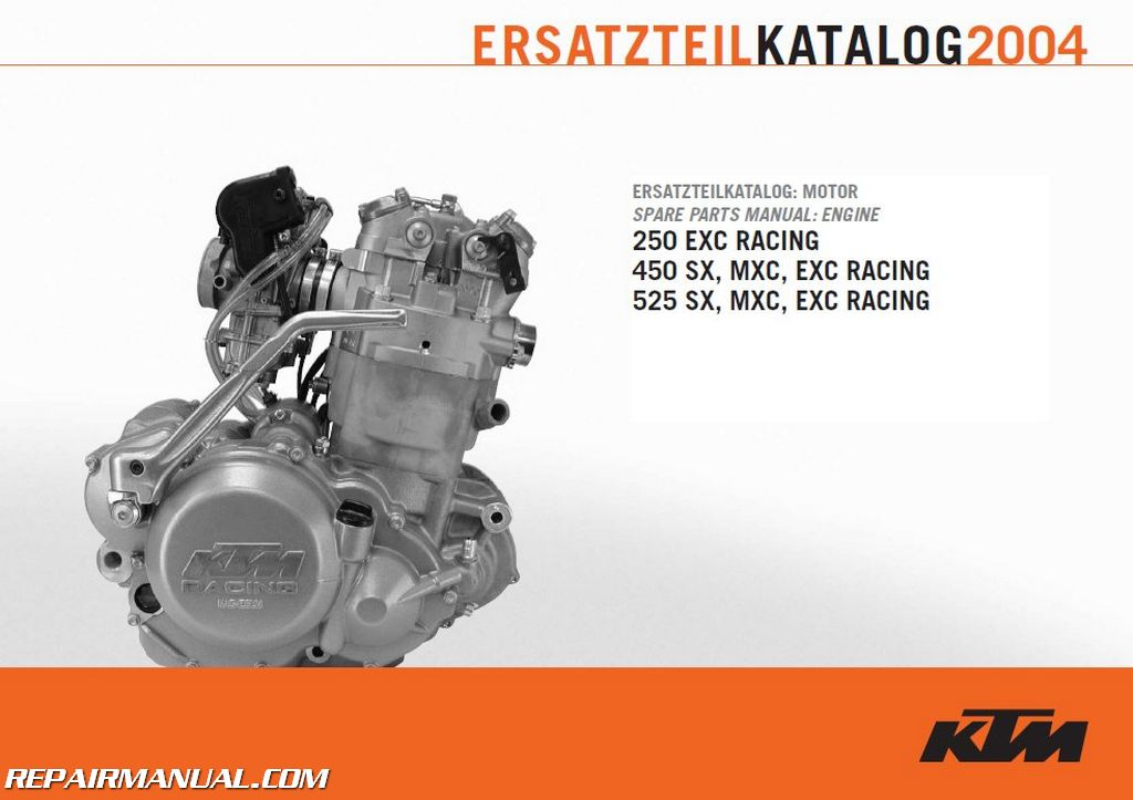 2008 Ktm Exc Engine Diagram Wiring Diagram