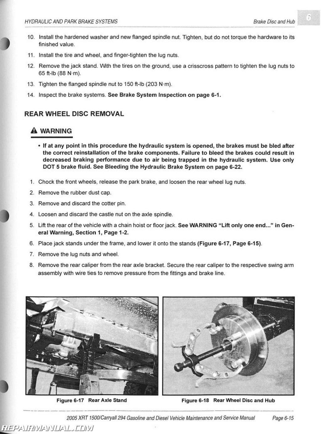 For Club Car 36 Volt Wiring Diagram Free Picture 2005 Club Car Carryall 294 Xrt1500 Gas Diesel Golf Cart