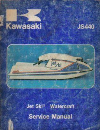 Kawasaki Js440 Wiring Diagram Wiring Diagram