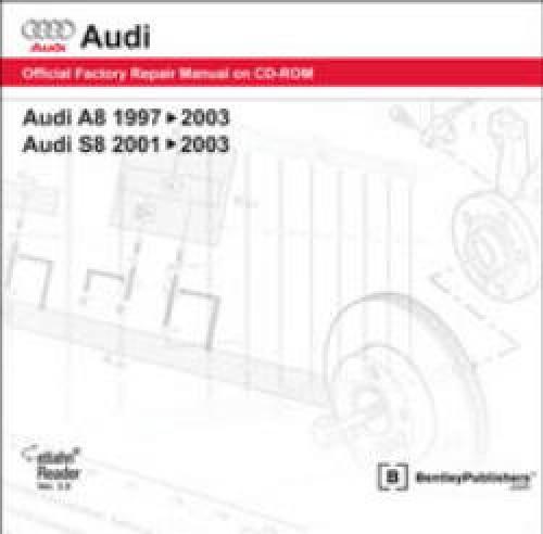 1997 2003 audi s8 parts list catalog