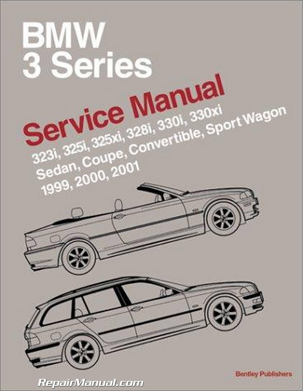 2001 bmw 325i service and repair manual