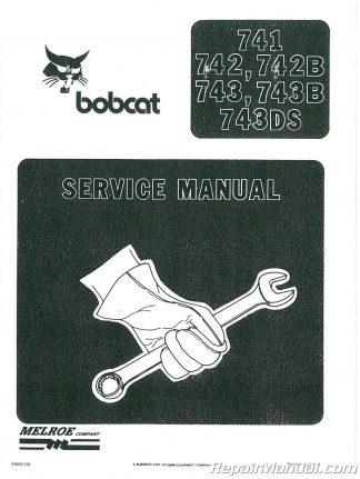 Bobcat 700 721 722 Parts Manual