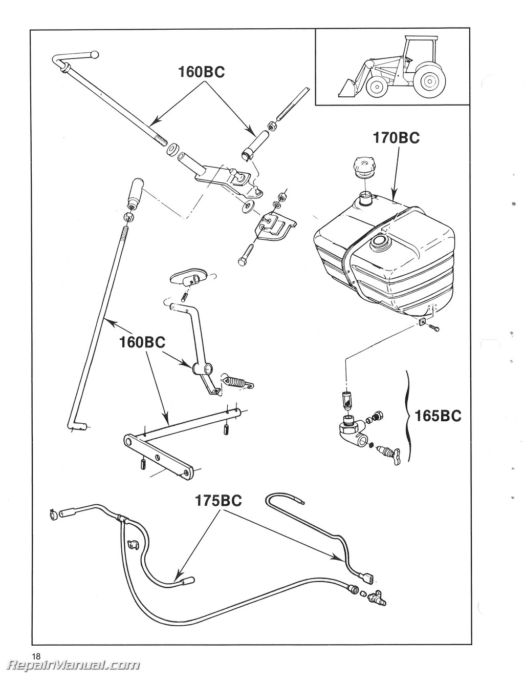 Ford 545 Tractor Wiring Diagram Tech Tips Diagrams Images Gallery