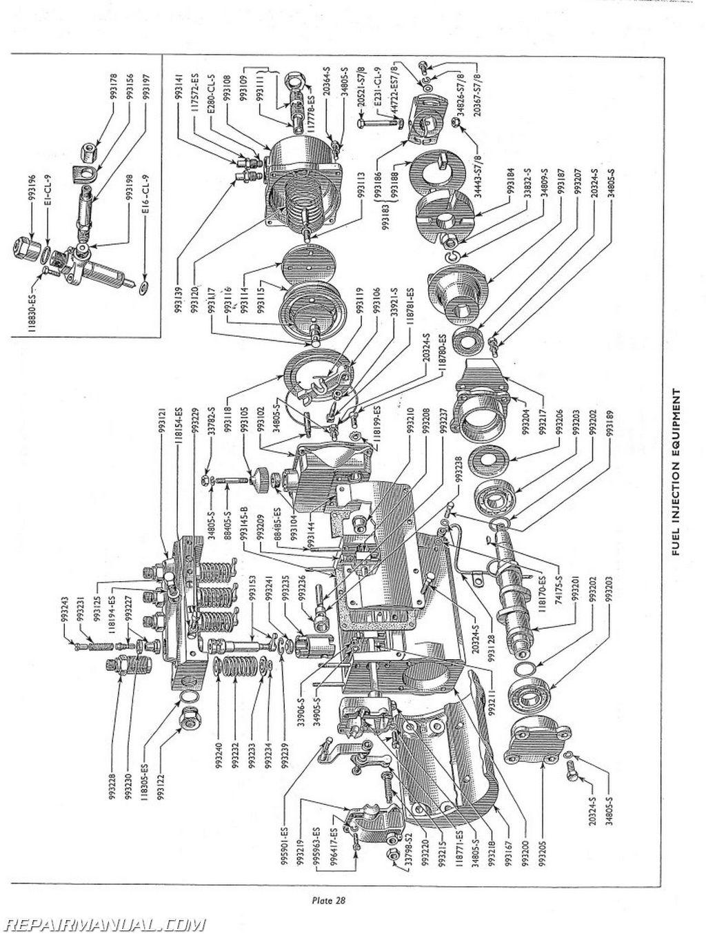 hydraulic gear pump repair manual