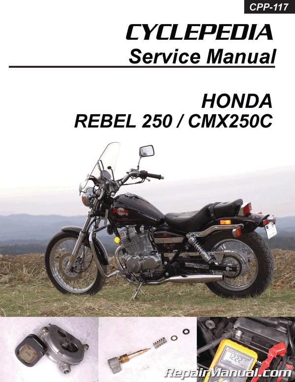 Honda Rebel 250 Engine Schematics Wiring Diagram 2019