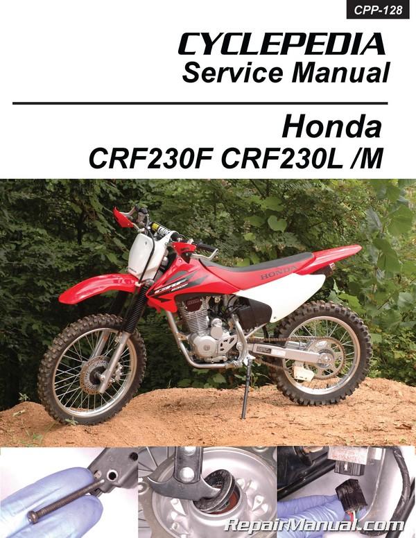 Honda Crf230f Wiring Diagram Wiring Diagram
