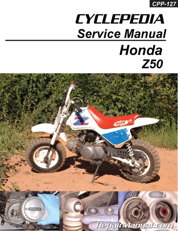 1998 Honda Z50r Engine Diagram - Carbonvotemuditblog \u2022
