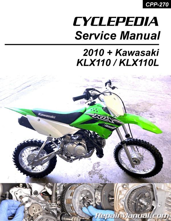Kawasaki Klx 110 Wiring Diagram Wiring Diagram