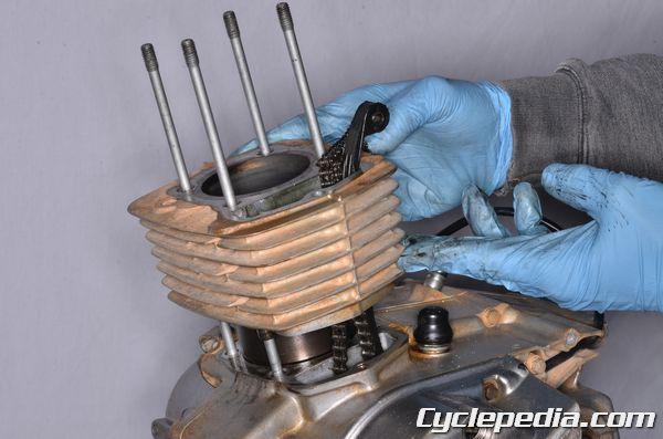 Honda xr200 Service manual