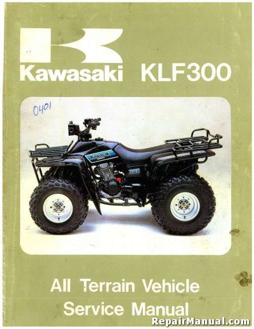 Kawasaki Bayou Klf300 Wiring Diagram circuit diagram template