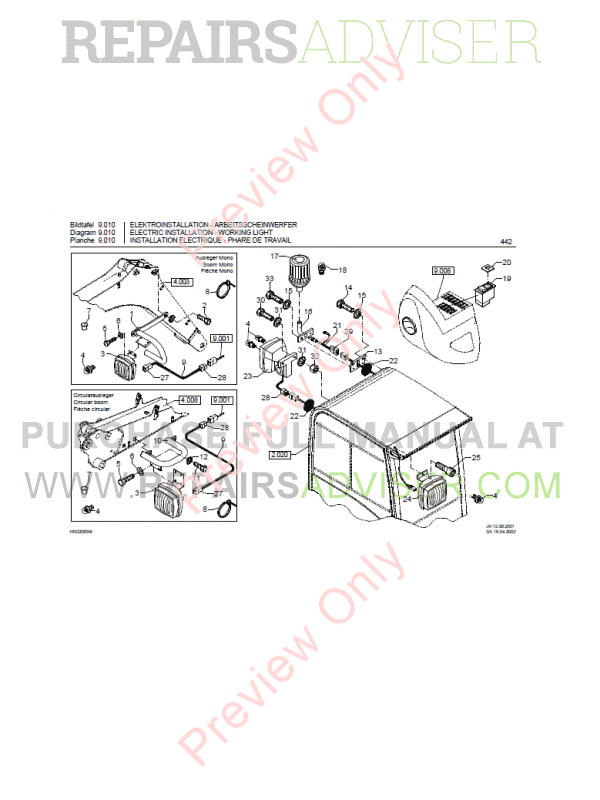 wiring diagram prefect 2 brush cvc system pre 1954