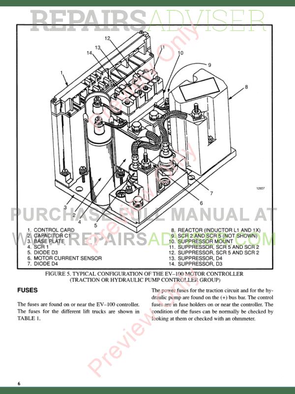 ford 6610 wiring diagram starter