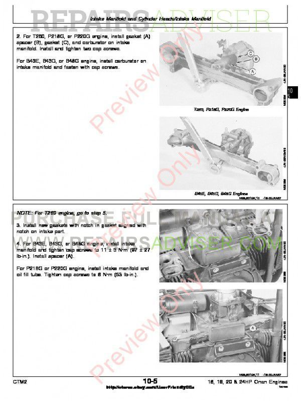 Onan 18 Hp Engine Manual Wiring Schematic Diagram