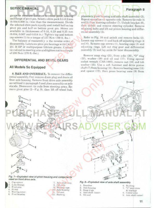 case 5130 tractor wiring diagram manual