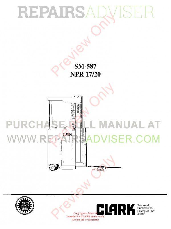 clark starter solenoid wiring diagram