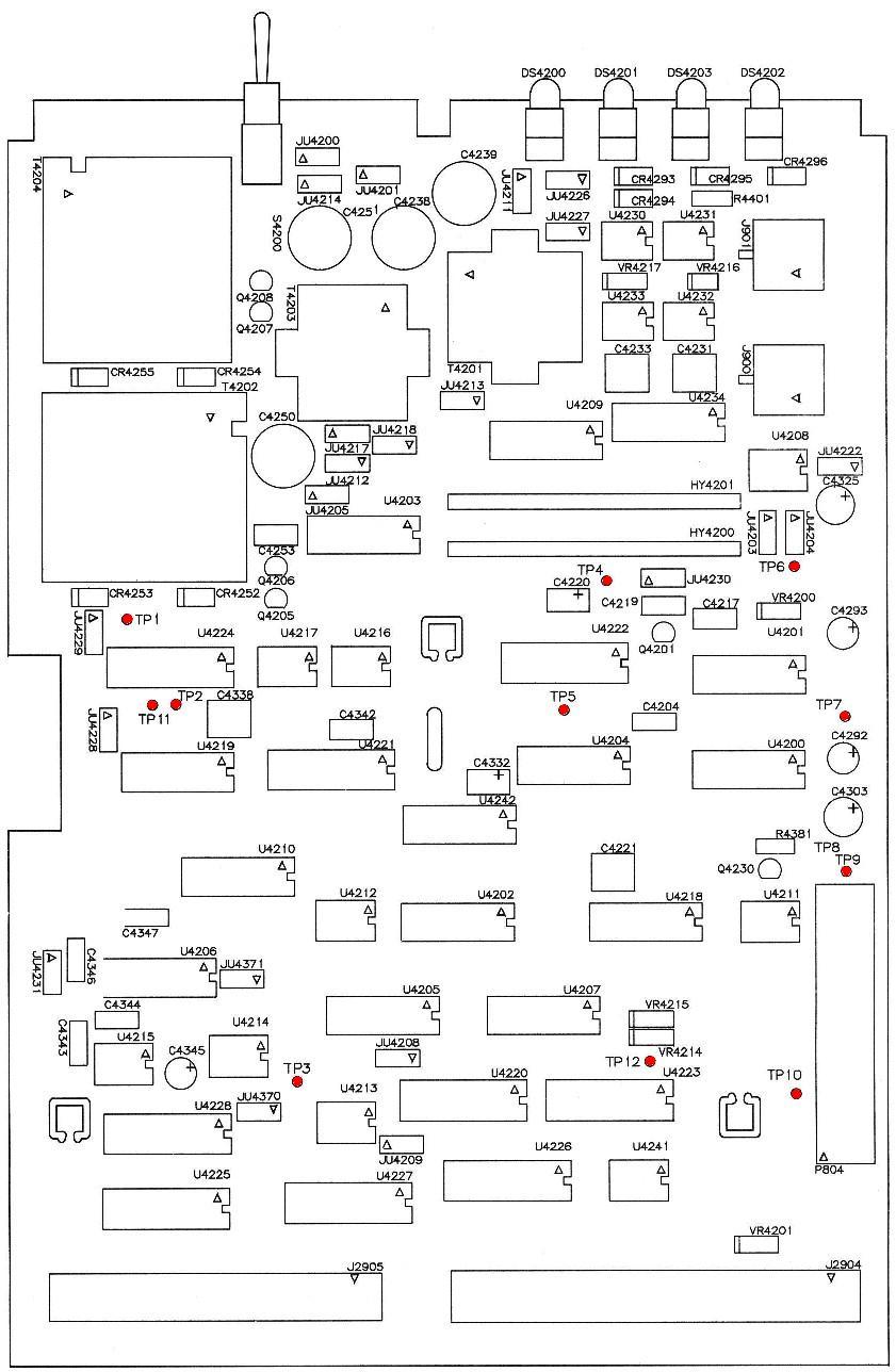 motorola mc2500 wiring diagram