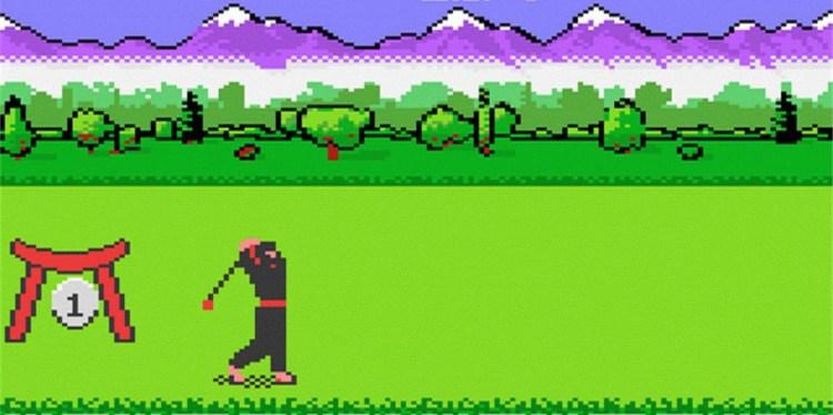 Ninja_Golf_Gameplay