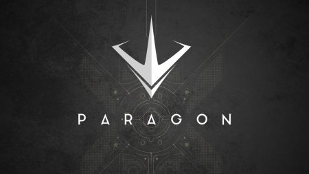 paragon game logo