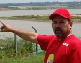 Toda hora chega ônibus cheio de gente em Porto Velho para trabalhar nas usinas, diz Donizete (BP)
