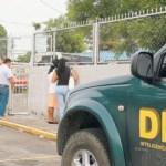 retén judicial de San Carlos