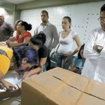 Según explicó el presidente de la Comisión Electoral de la UCV, Tony Chacón.