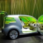 Z.E. Concept está equipado de una motorización eléctrica de 70kW. Con un par de 226 Nm de 0 a 3.000 r.p.m.