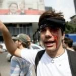 Los jóvenes acudieron a la sede administrativa de la Asamblea Nacional para rechazar proyecto de Ley de Universidades.