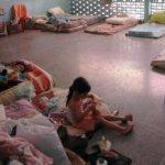 Un niño de seis meses, procedente de un centro de damnificados de Caracas, falleció de neumonía.