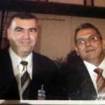 La historia que conocemos de Cabeza comienza en 1990, cuando fue elegido como diputado por el Estado Zulia al extinto Congreso Nacional.