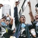 Los jóvenes de JAVU continuarán participando en la mesas de trabajo con el Ministerio de Relaciones Interiores y Justicia.