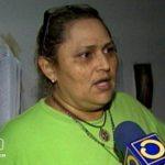 Gutiérrez es otra que dice que no se moverá del pasillo de su casa, en La Candelaria, hasta que le devuelvan su propiedad