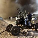 Toma fuerza la opción de una intervención militar en Libia. La última palabra frente a este opción la tendrá el Consejo de Seguridad.