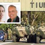 Maolis Castro (periodista) y Ernesto Morgado (reportero gráfico), detenidos en Fuerte Tiuna.