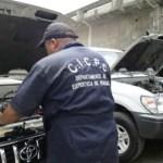 Funcionarios del Cicpc dirigieron el procedimiento y desmantelaron una banda dedicada al robo de vehículos, la cual operaba en Altos de Carrizal.