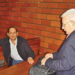 El general Delfín Gómez Parra lleva más de un año recluido en el Centro Penitenciario de los Llanos, en Guanare.