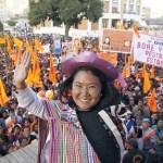 Univisión investiga sospechoso financiamiento de estudios de Keiko Fujimori.