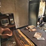 En la sede reportaron sólo pérdidas materiales, dos personas fueron los autores del incendio de la FCU los estudiantes enfrentarán el vandalismo de los violentos con acciones pacíficas.