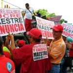 """Un rechazo a la imagen de Enrique Maestre en más de un 90% lo acusan de atacar sistemáticamente el """"Proyecto Bolivariano y Socialista""""."""
