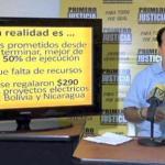 """El diputado Julio Borges reiteró su crítica sobre el modelo económico adoptado por el Gobierno nacional que, a su juicio, """"está en una guerra permanente contra la iniciativa privada""""."""